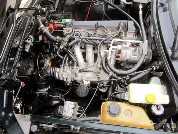 Saab 900 S Engine