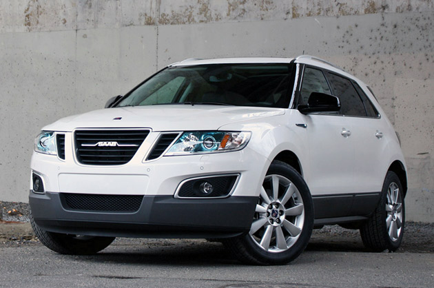 Saab 9-4X joined the model Saab 9-5 Sedan in obtaining the highest grade of security Top Safety Pick 2011