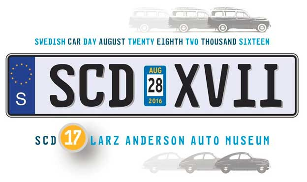 17th Swedish Car Day