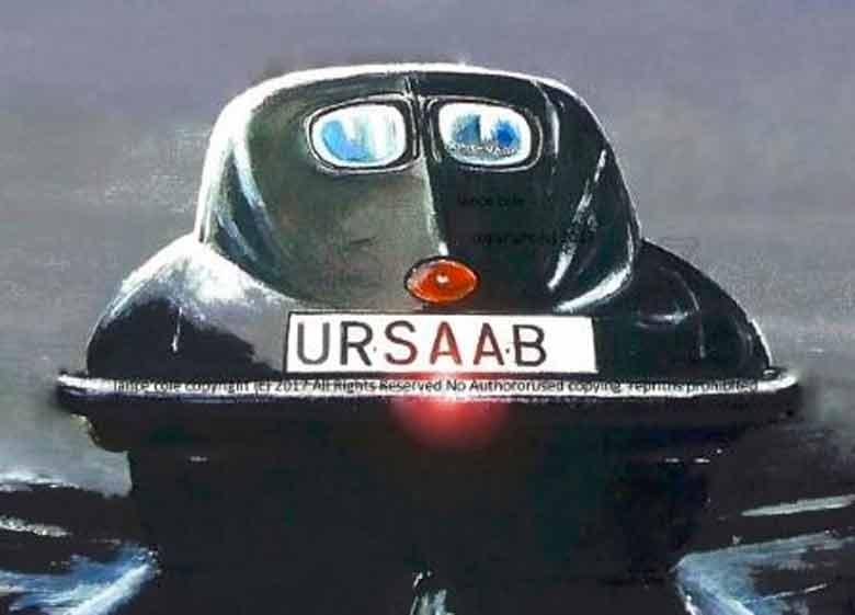 1947 UrSaab 92.001