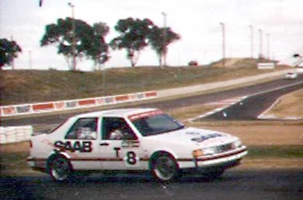 1992 Saab 9000 CS