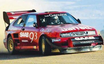 2002 Saab 9-3 Viggen Pikes Peak