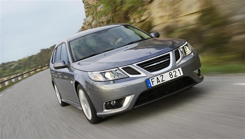 SAAB filed for bankruptcy