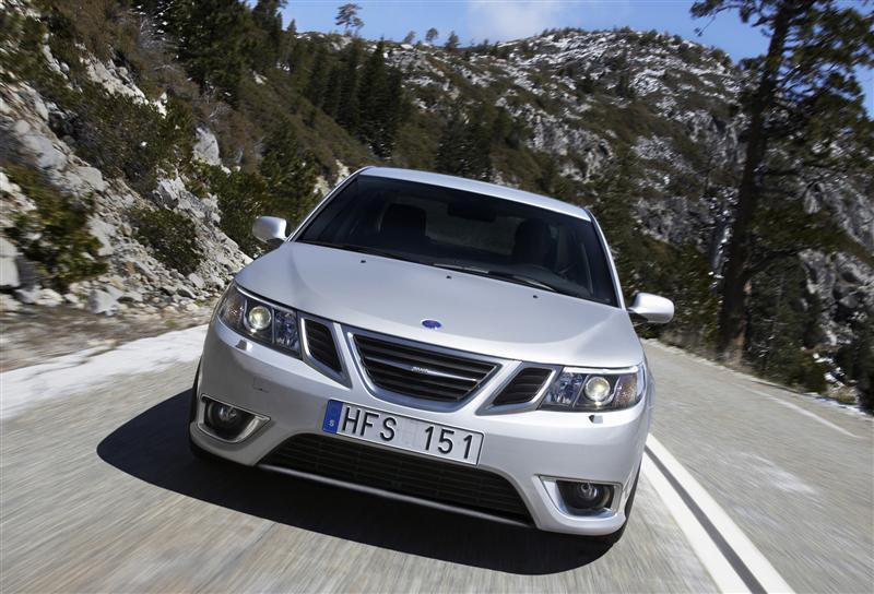 Lifeline for Saab