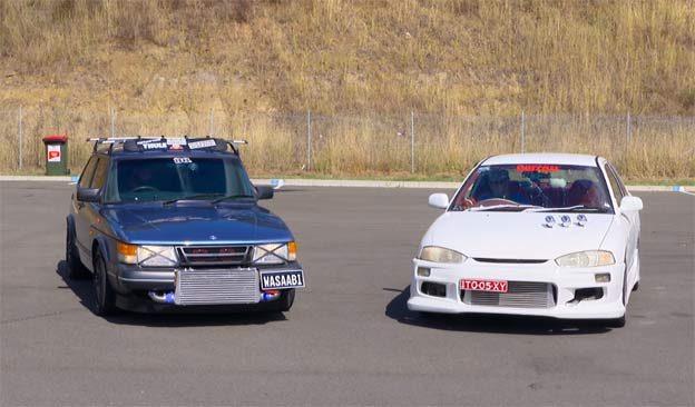 $3000 Turbo Challenge: Saab 900 WaSAABi