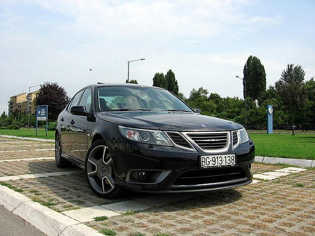 Saab Turbo X arrived in Serbia
