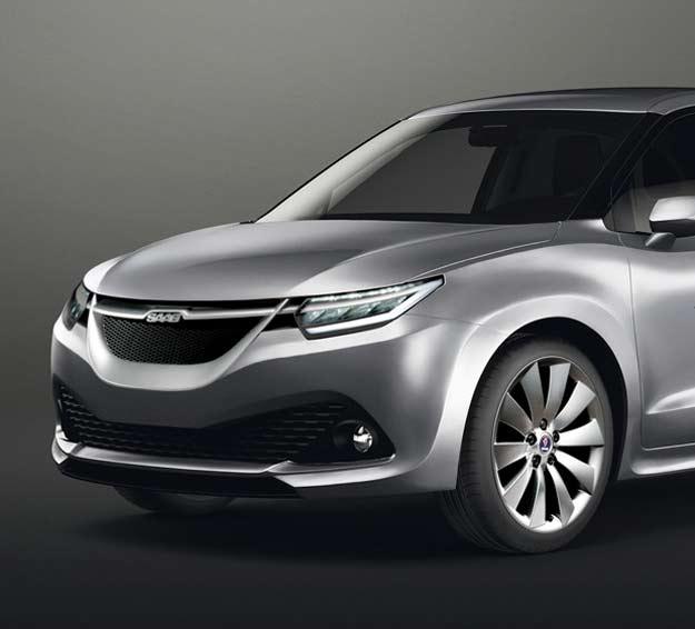 Saab 9-1x