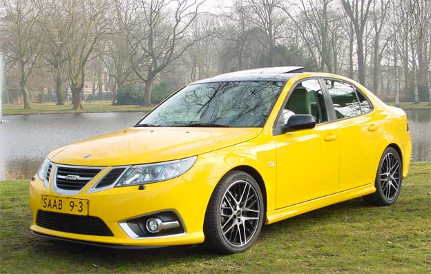 the new hirsch upgraded saab 9 3 my2014 on autoscout24. Black Bedroom Furniture Sets. Home Design Ideas