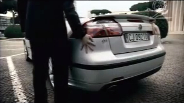 "Saab 9-3 Convertible Ad: ""Last Object Of Desire"""