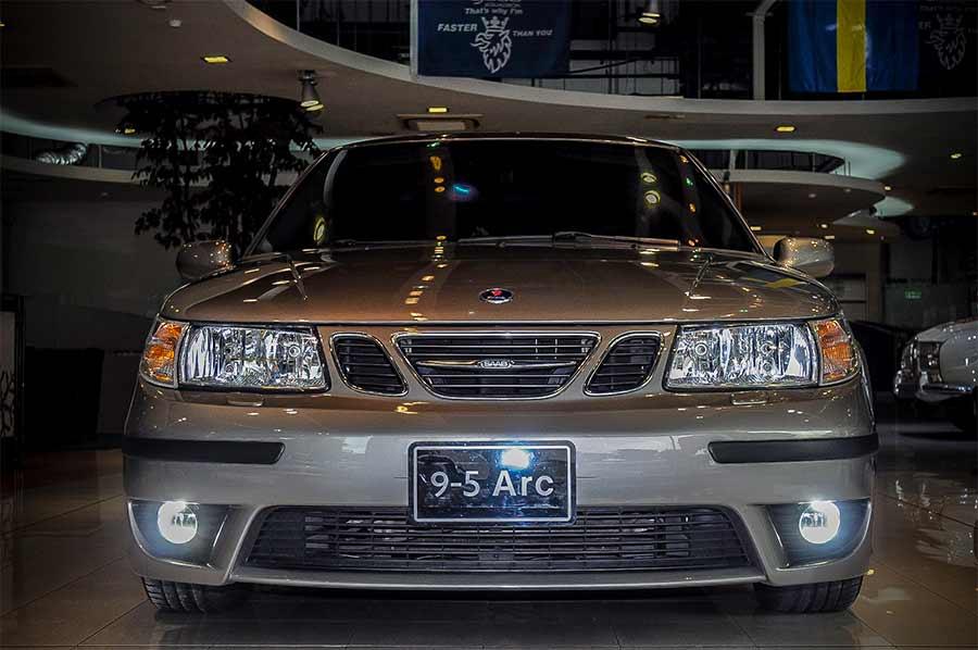 The Astonishing Resurrection Of Saab 9-5 Arc