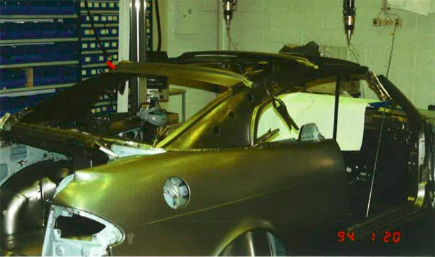 900 Coupe in  Design Process