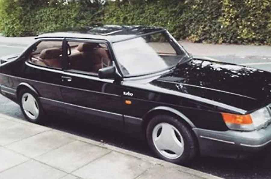 900 Turbo stolen