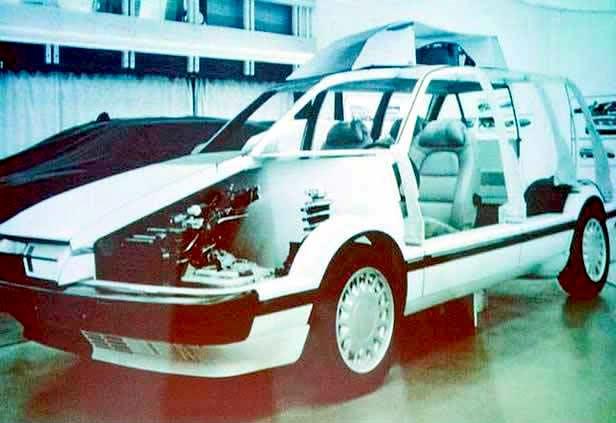 Saab 9000 MPV