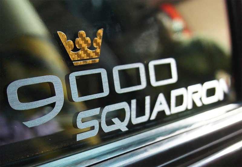 9000 Saab Squadron