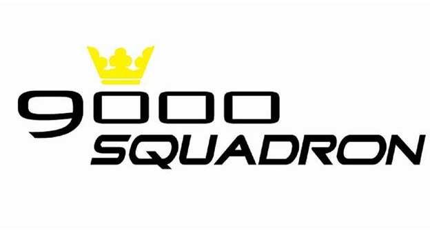 Saab 9000 Squadron Logotype