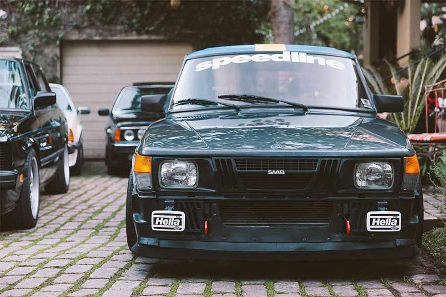 900s Saab