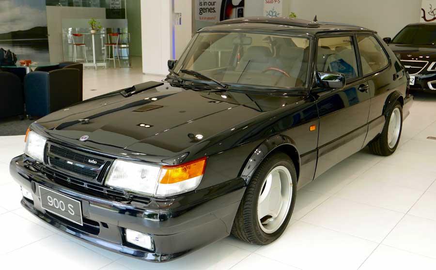 1993 Saab 900S Turbo