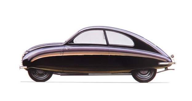 1949 Saab 92001 designed by Sixten Sason, Sweden