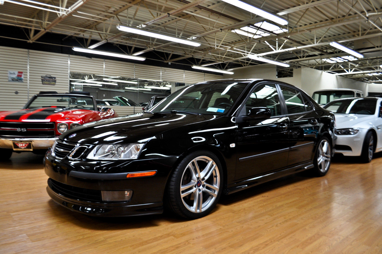 Beautiful Hirsch 2007 Saab 9-3 Aero on eBay