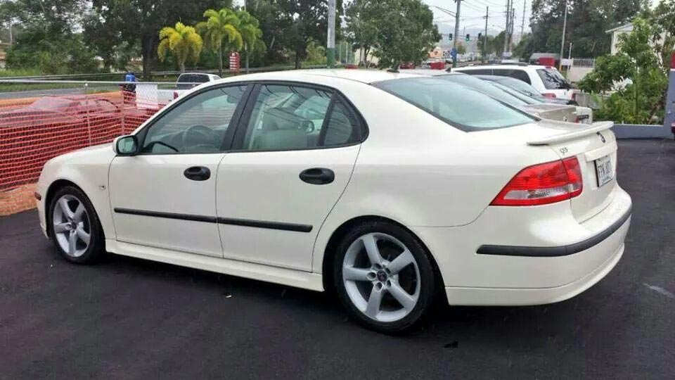 SAAB 9³ 2003 from Puerto Rico