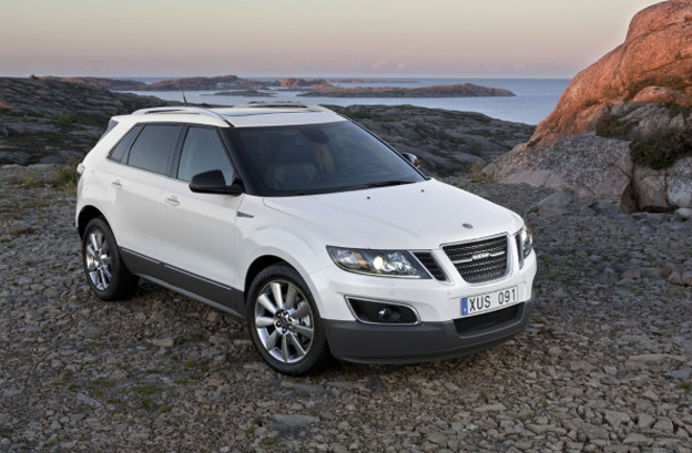 2011-2012 Saab 9-4X Recall: Loose suspension nuts