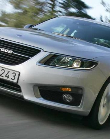 Saab-9-5ng - Second generation (YS3G, 2010–2012)