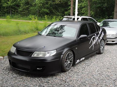 Saab 9-5R Nordic Performance Monster now on Sale