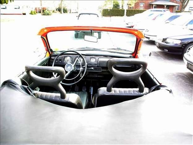 Saab 96 Open Top