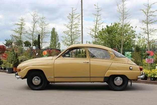 Saab 96 v4 for Charity