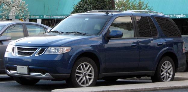 New GM Recall: SAAB 9-7X (2005 to 2007)