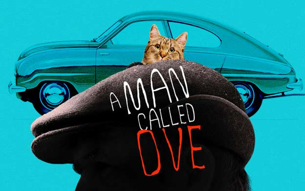 "Saab Book ""A Man Called Ove"""
