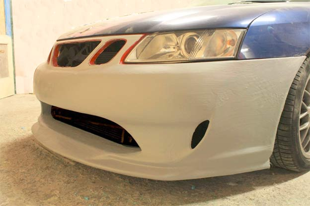 A-Zperformance SAAB 9-3 II Tuning Bodykit