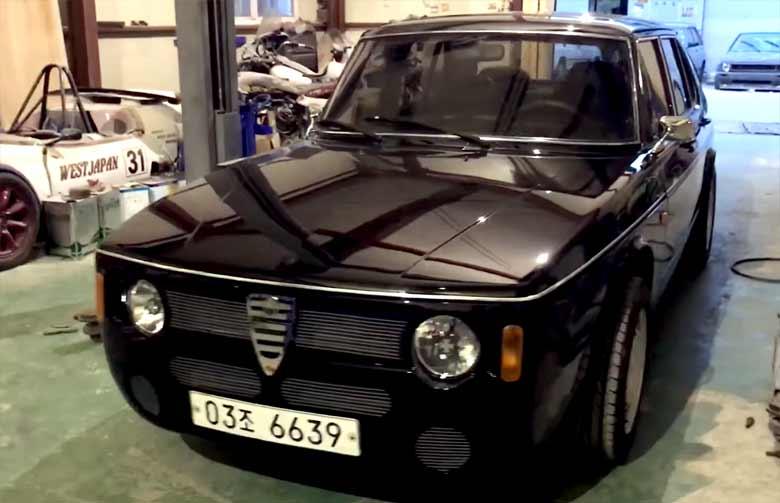 Alfa Romeo Saab 900 Turbo