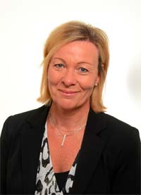 Anette Johansson / Nevs' new VP Human Resources