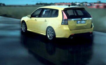 Assetto Corsa - Saab 9-3