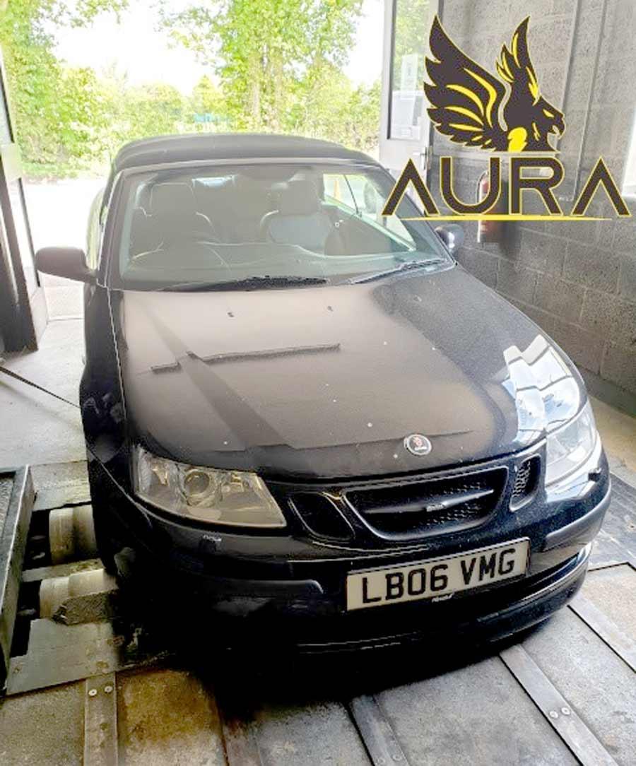 Saab 9-3 by Aura