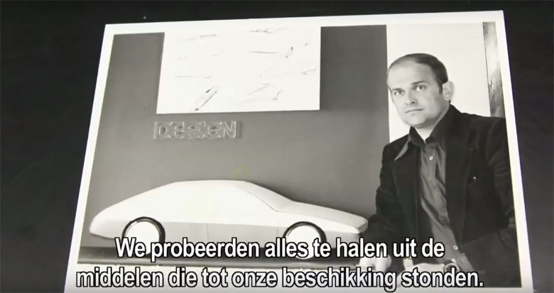 Bjorn Envall, Saab Designer