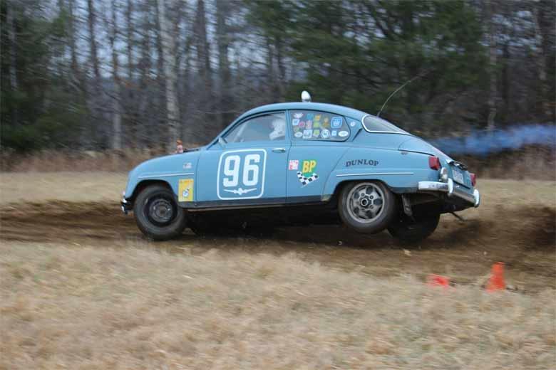 Bruce Turk Saab 96