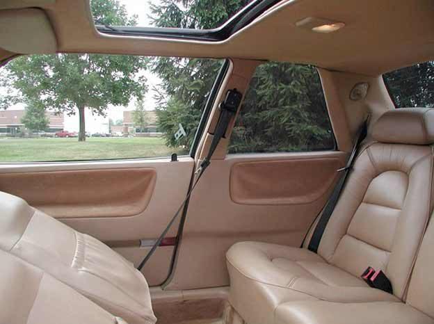 Coupe Saab 9000