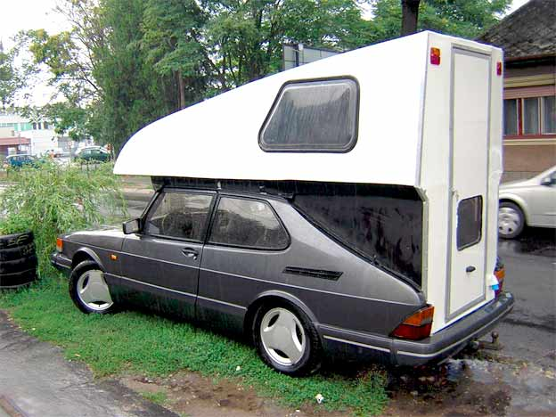 Custom Saab Toppola camer for sale