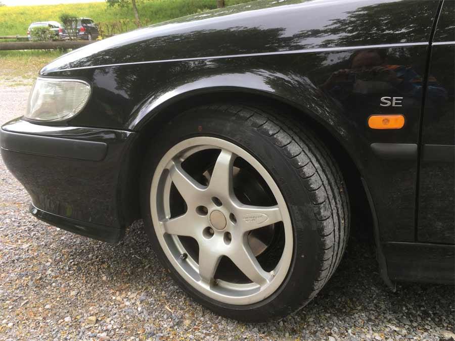 Deauville Hirsch wheels