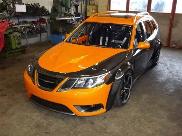 Drif Saab 9-3 for Sale