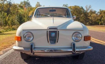 Electric Saab 96