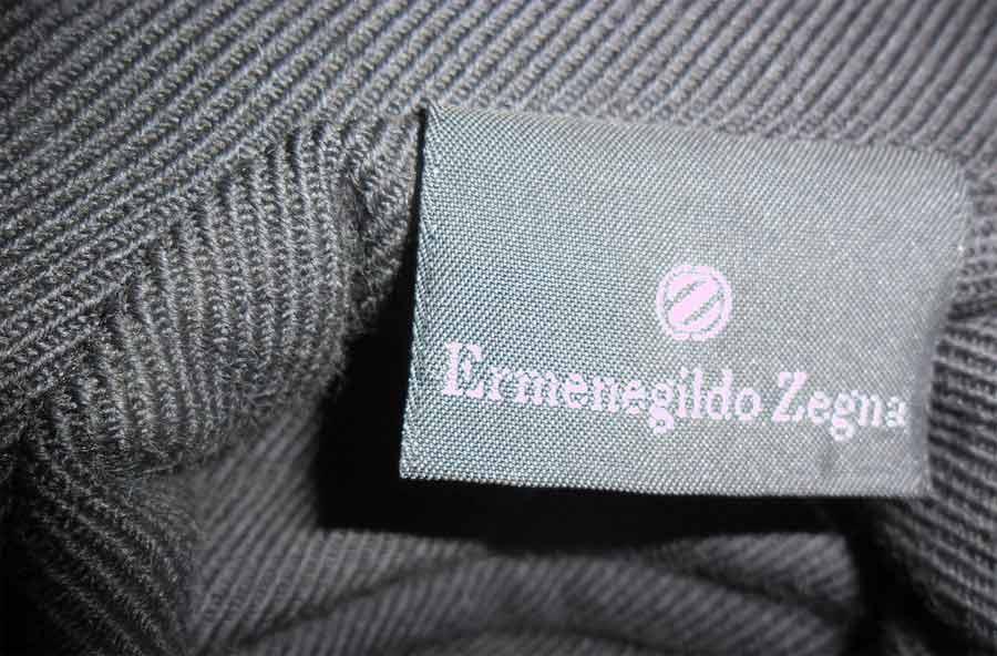 Wool seats by Ermenegildo Zegna