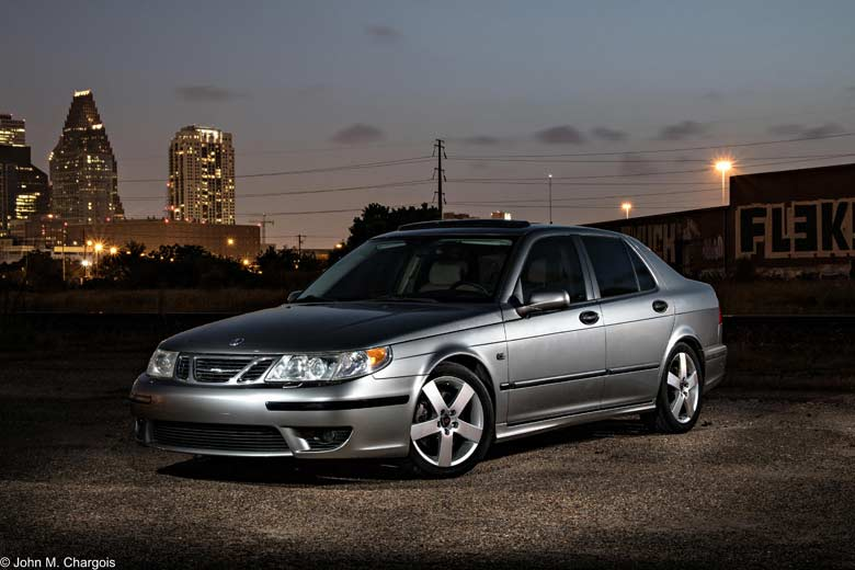 Fastest Saab 9-5 in US
