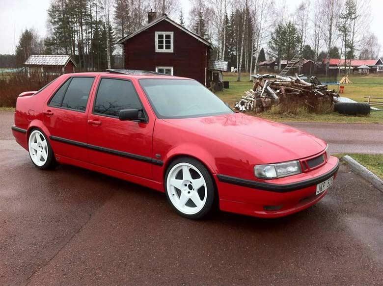 Fastest Saab 9000