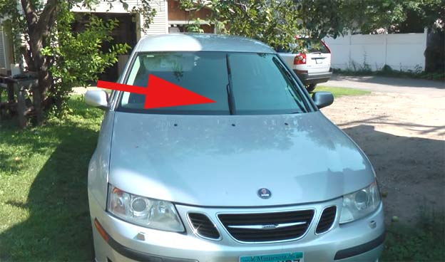 Fix your Saab Wiper Parking Problem - Easy Repair