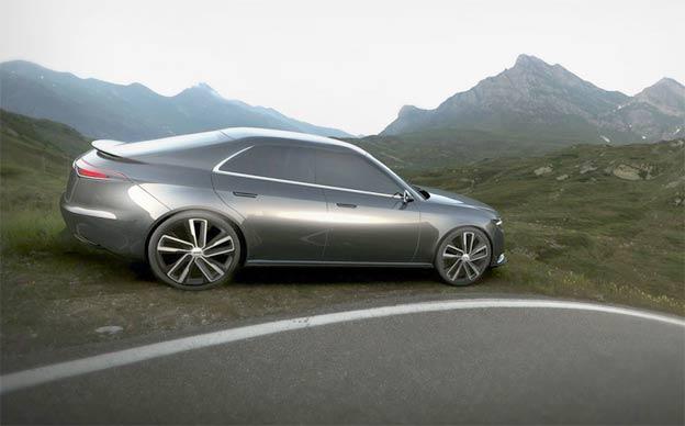 Future Saab 9-3