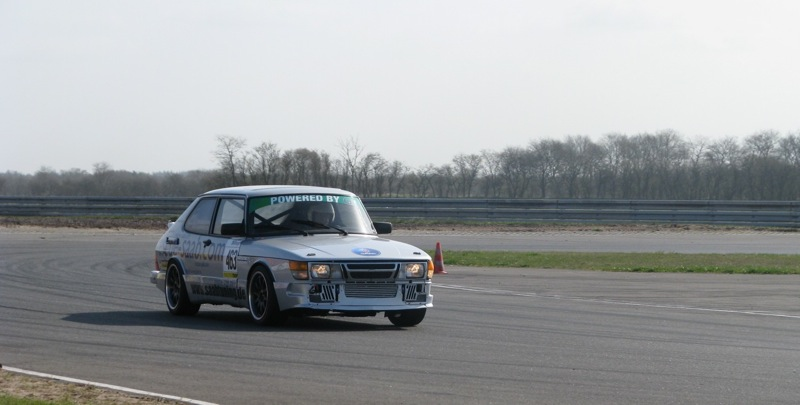 Saab 900 Racing car