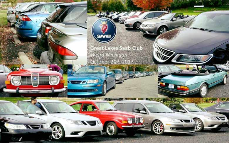 Great Lakes Saab Club